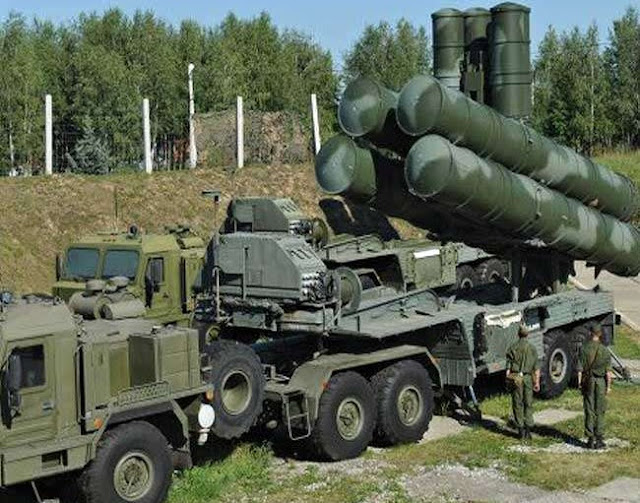 S-400 misile