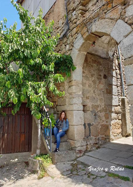 Puerta de Miranda del Castañar