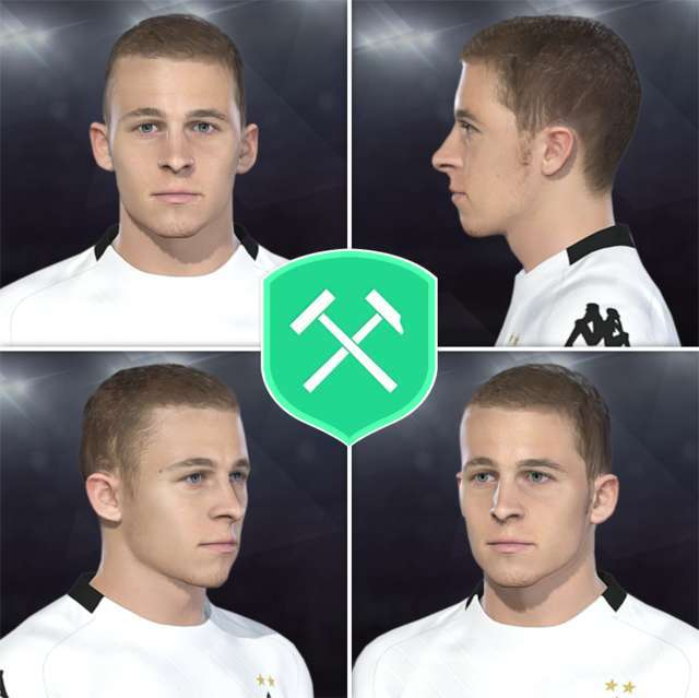 Thorgan Hazard Face PES 2018