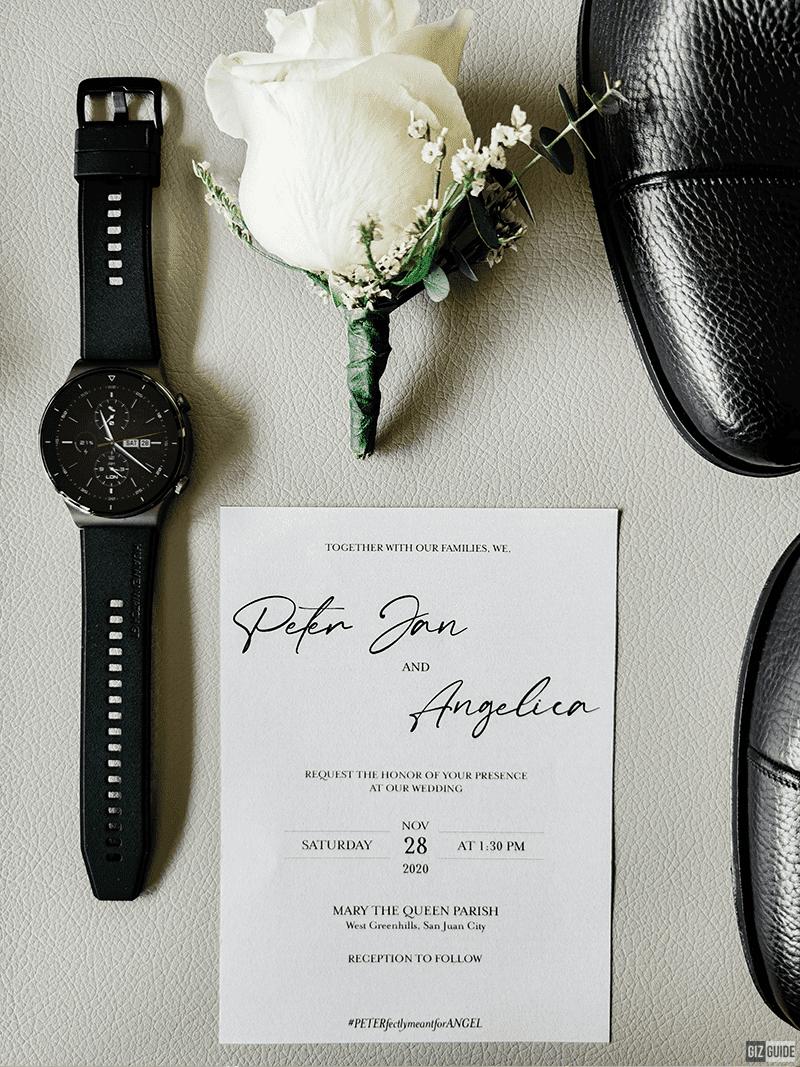 Watch GT 2 Pro is a stylish smartwatch