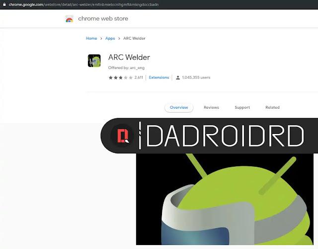 Cara membuka aplikasi Android di Google Chrome, menjalankan aplikasi Android tanpa Emulator, menjalankan apk Android dengan aplikasi Chrome, menjalankan apk Android dengan aplikasi Browser, Membuka APK Android dengan ARC Welder, Google Chrome ARC Welder, Cara menggunakan ARC Welder, Cara Menginstall ARC Welder, Cara Download ARC Welder