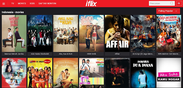 Iflix Film Indonesia