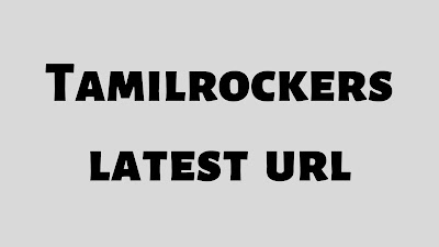 Tamilrockers latest url