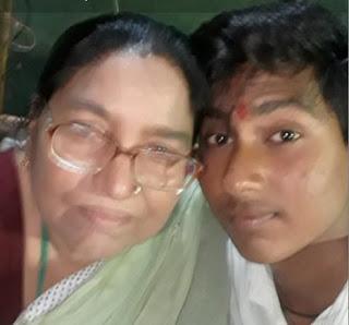 पत्रकार शिवम सिंह की नानी के निधन पर पत्रकारों ने अंतिम दर्शन कर श्रद्धांजलि अर्पित की