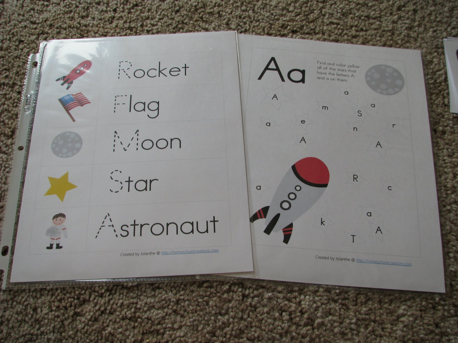 Solar System Activities for Kindergarten - Pics about space