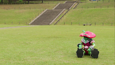 Kishiryu Sentai Ryusoulger - 17 Subtitle Indonesia and English
