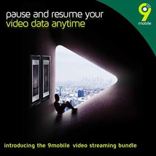 9Mobile video streaming