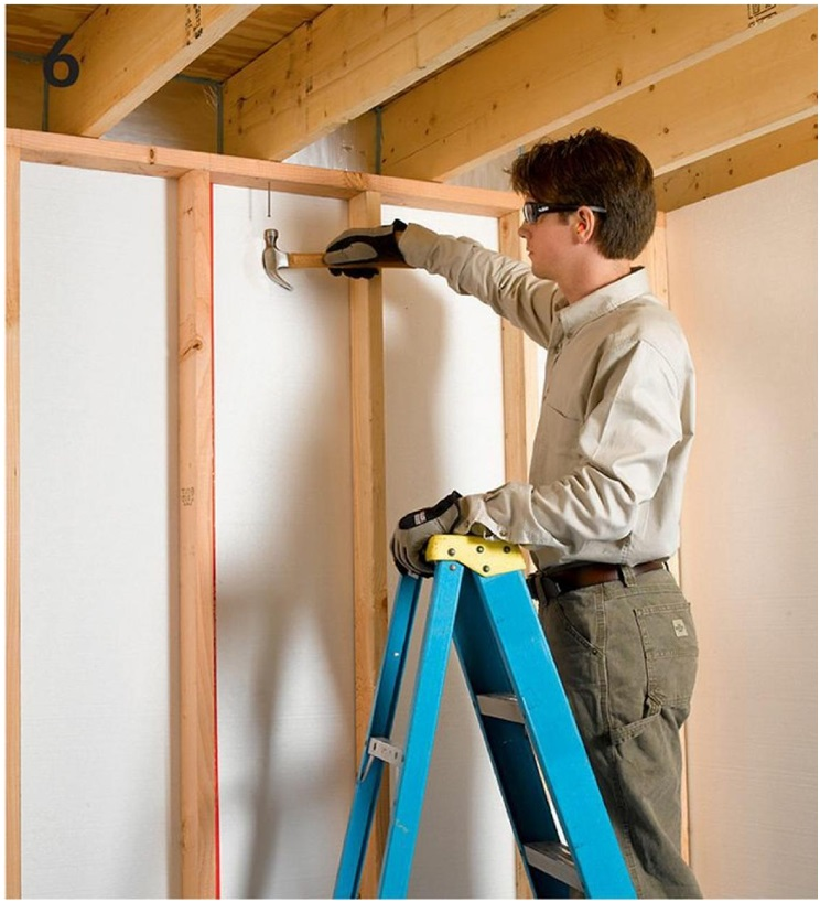 HOW TO INSULATE AN INTERIOR BASEMENT WALL