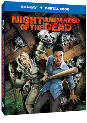 Night of the Animated Dead on Blu-ray