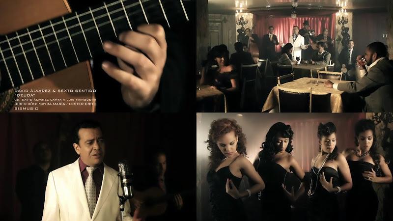 David Álvarez y Sexto Sentido - ¨Deuda¨ - Videoclip - Direción: Mayra María García - Lester Brito. Portal Del Vídeo Clip Cubano
