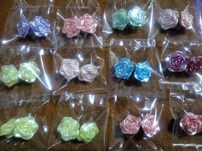 Bross Resin Mawar