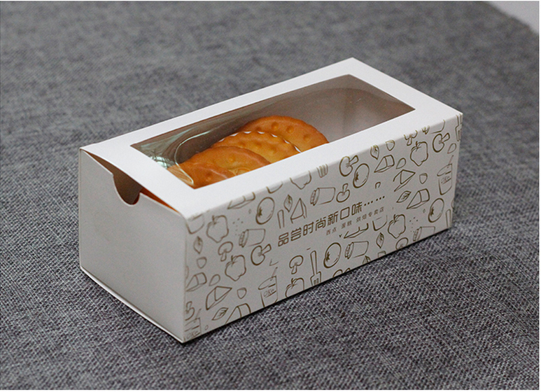 Roll Cake Paper Box Sweet Container Food Packaging & Custom Packaging Printing Design Boxes Aboutintivar.Com