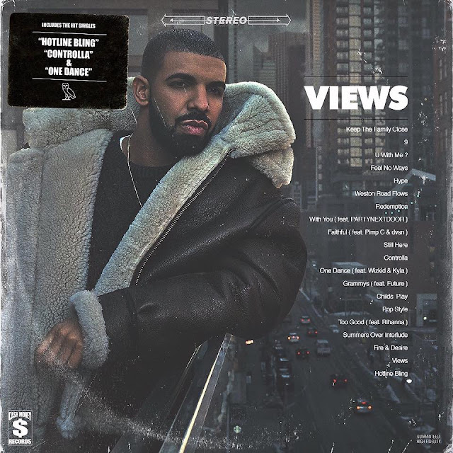 Artista refaz as capas famosas de álbuns contemporâneos.