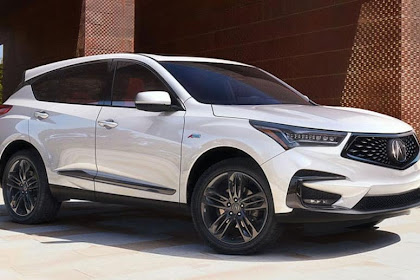 2020 Acura RDX Review, Specs, Price