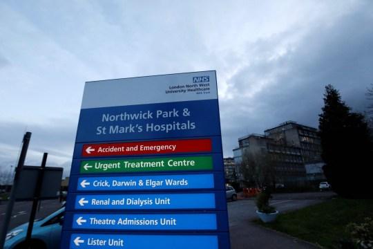 St Mark's Hospital, Northwick Park Hospital