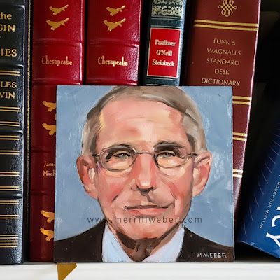 Dr-Anthony-Fauci-oil-painting-merrill-weber