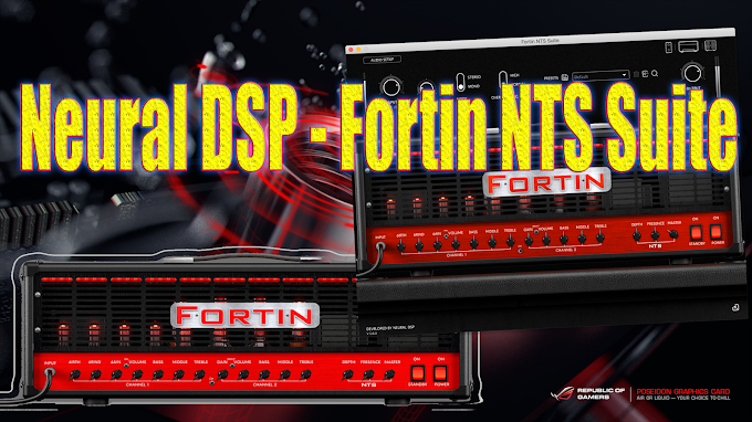Neural DSP - Fortin NTS Suite v2.0.0 VST / VST3 / AAX (MODiFiED) x64