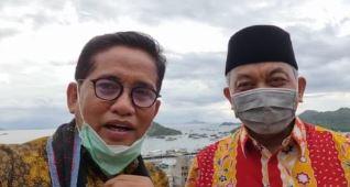 ahmad syaikhu presiden pks dan h bakri ketua dpw pan jambi