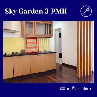 56m2 sky garden 3 for rent phu my hung