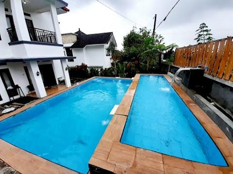 Villa Fasilitas Kolam Renang - 3 Bed Room