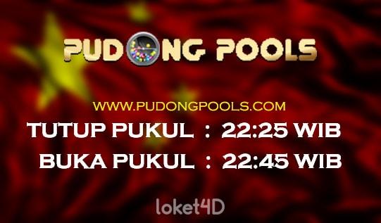 Prediksi Togel Pudong