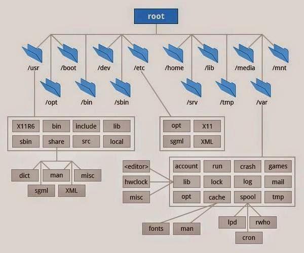 unix var fsh linux standard linux directories fsstnd filesystem hierarchy standard (fhs) lsb file system layout standard unix directories /usr/sbin