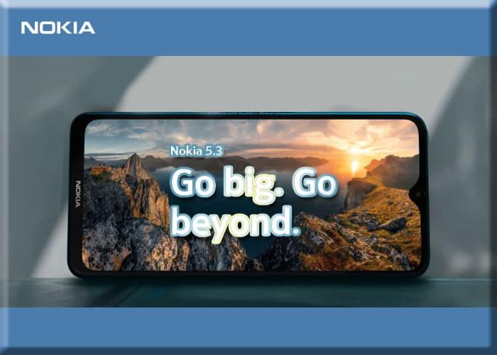 Nokia 5.3 Hadir Dengan Android One dan Quad Camera