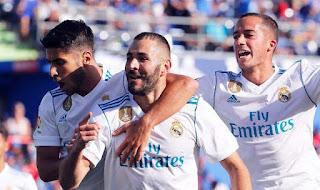 Real Madrid Menang 2-1 di Kandang Getafe