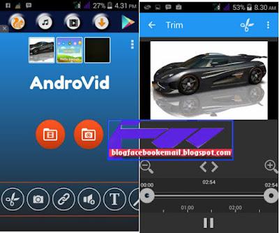 14+ Aplikasi Edit / Pembuat Video HP Android Terbaik Gratis Terbaru 2