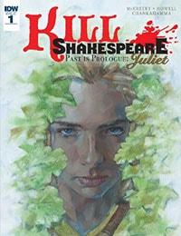 Kill Shakespeare: Juliet: Past is Prologue Comic