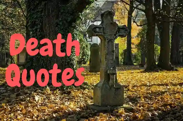 300+ Death Quotes in Hindi 2021