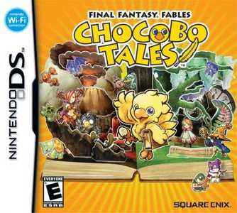 Rom Final Fantasy Fables Chocobo Tales NDS