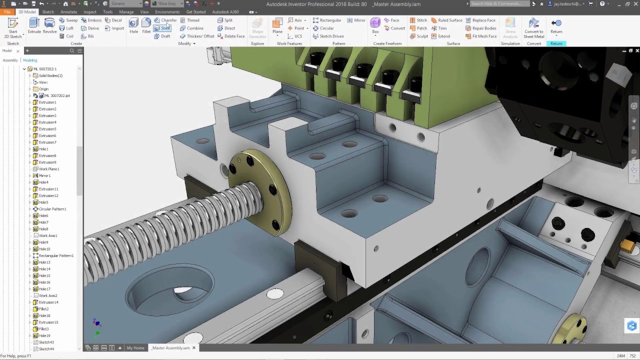 Download Inventor 2018 Crack Permanently For Free 2019