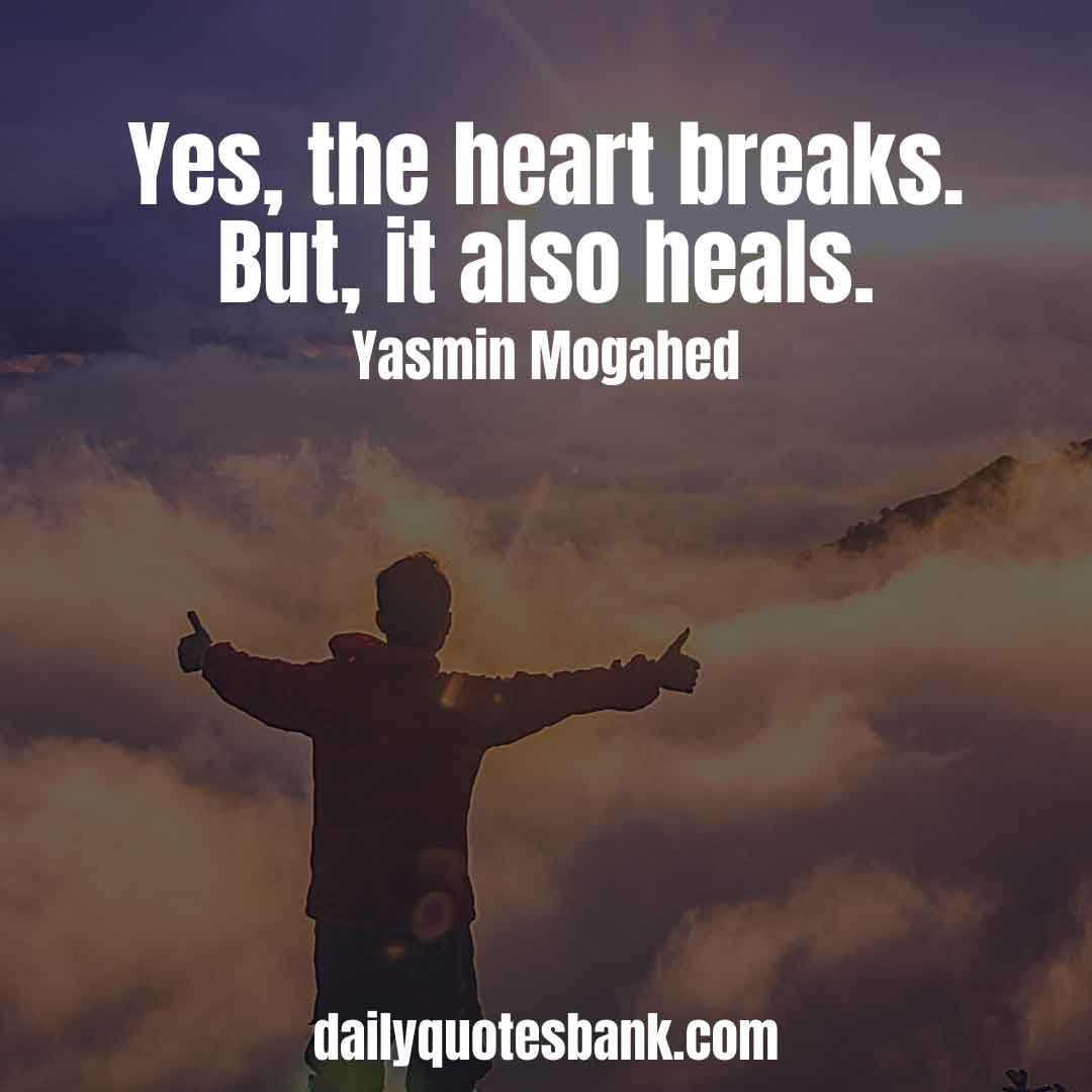 Spiritual Healing Quotes For The Sick, Broken Heart, Strength