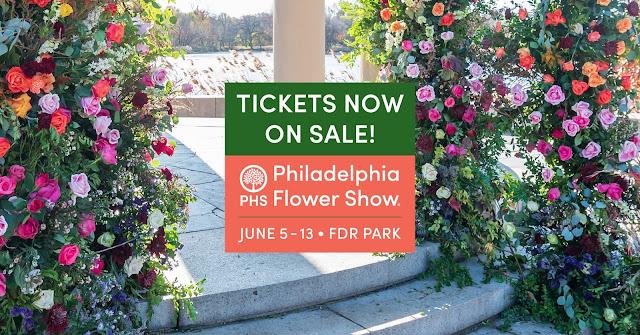 Tickets for Philadelphia Flower Show