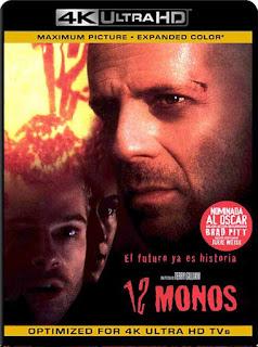 12 monos (1995) 4K Latino [GoogleDrive] SilvestreHD