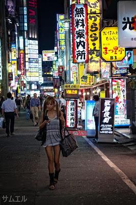 kabukicho tokio japón