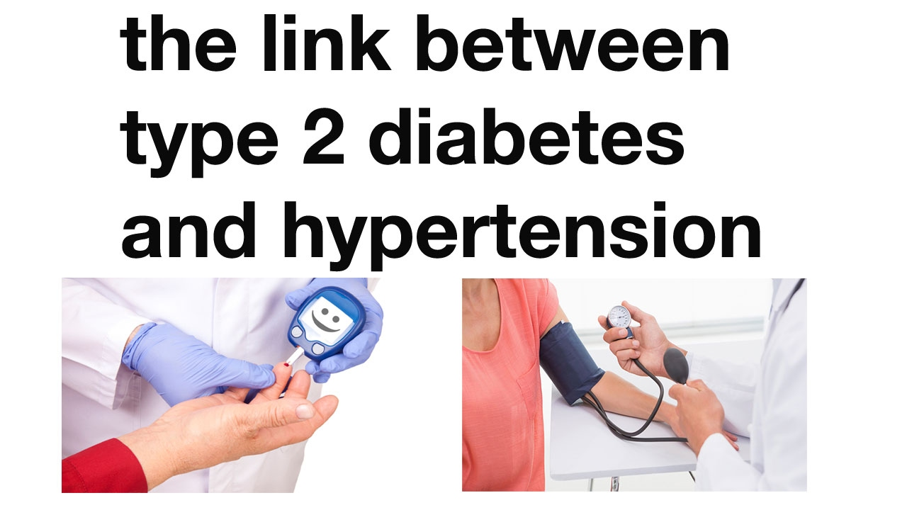 diabetes, Hypertension, two other diseases common among
