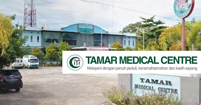 RS Tamar Medical Centre Tahun 2020
