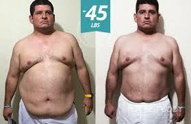 Dietas para bajar de peso rapido para hombres