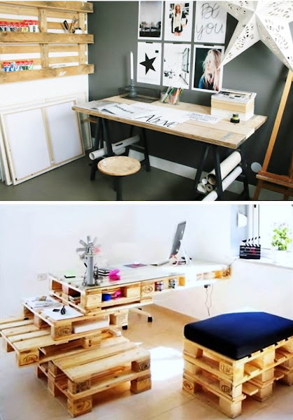 Muebles de palets * Buscando inspiración