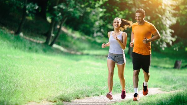Chạy bộ giảm cân tốt cho sức khỏe