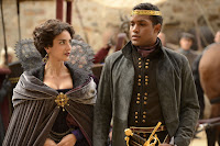 Still Star-Crossed Medalion Rahimi and Sterling Sulieman Image (10)