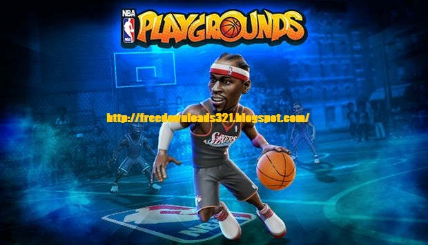 FREE GAMES CHEAT: NBA Playgrounds Free Download + Crack