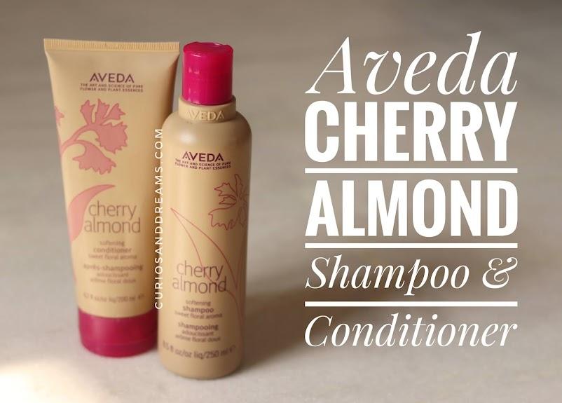 Aveda Cherry Almond Shampoo & Conditioner, Aveda Cherry Almond Shampoo & Conditioner review, Aveda Cherry Almond Shampoo & Conditioner india