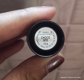 Elle 18 Color Pops Matte CHOCO BITE