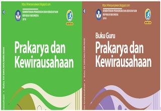 File Pendidikan Buku Guru dan Buku Siswa Prakarya Kelas 12 Revisi 2018