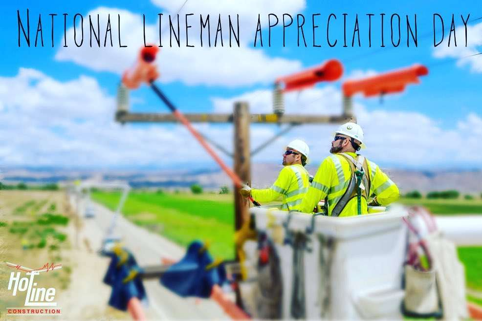 National Lineman Appreciation Day Wishes pics free download
