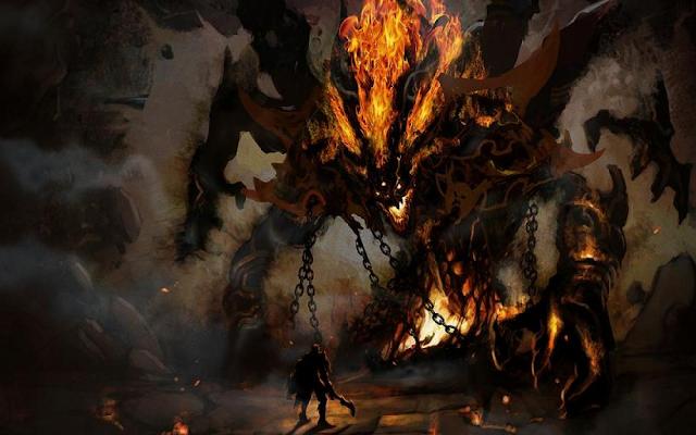 La religión en los mundos de Dungeons & Dragons - Dioses Caídos