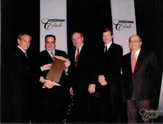Presidents Club Award